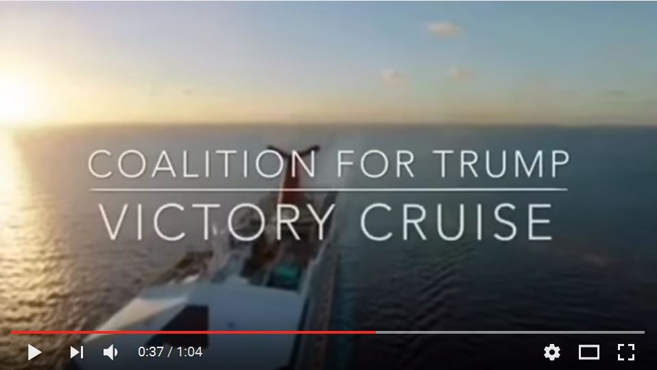 A Cruise for the Silent Majority