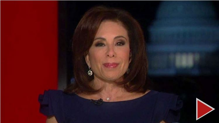 No Holding Back for Judge Jeanine Pirro