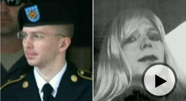 Chelsea Manning Cuts into Obama