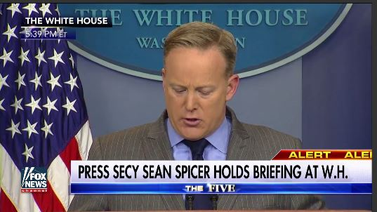 VIDEO: White House Briefing – More of a Warning