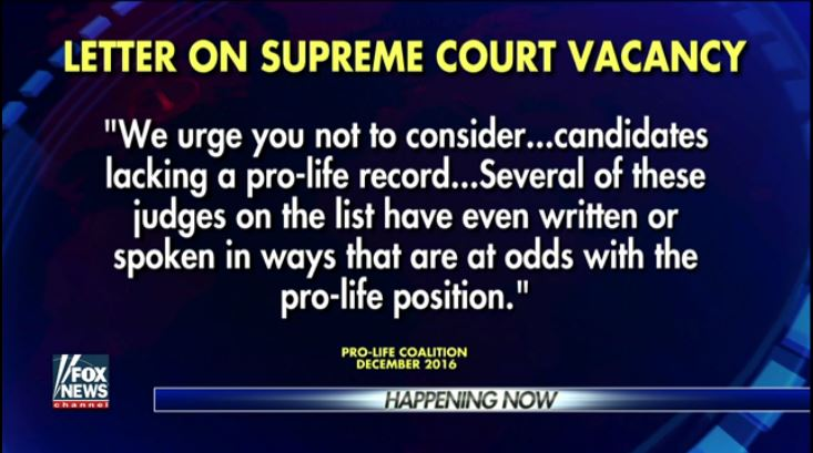 Trump Puts Several Supreme Court Judges on Short List: Choice Set for this Week