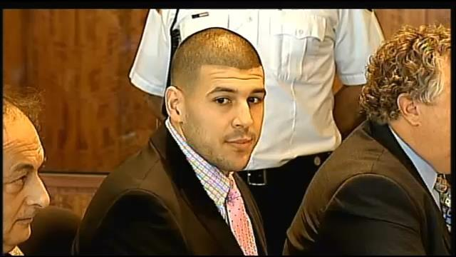 Aaron Hernandez, former NFL player, found dead in prison cell, officials say