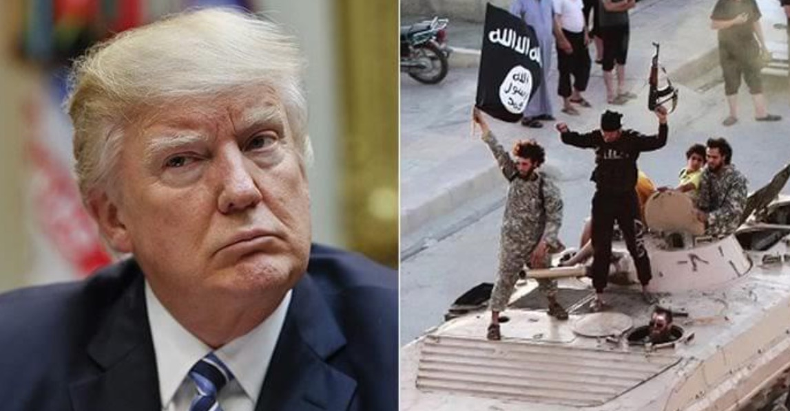 President Makes a Major Move on ISIS: DO YOU SUPPORT TRUMP?