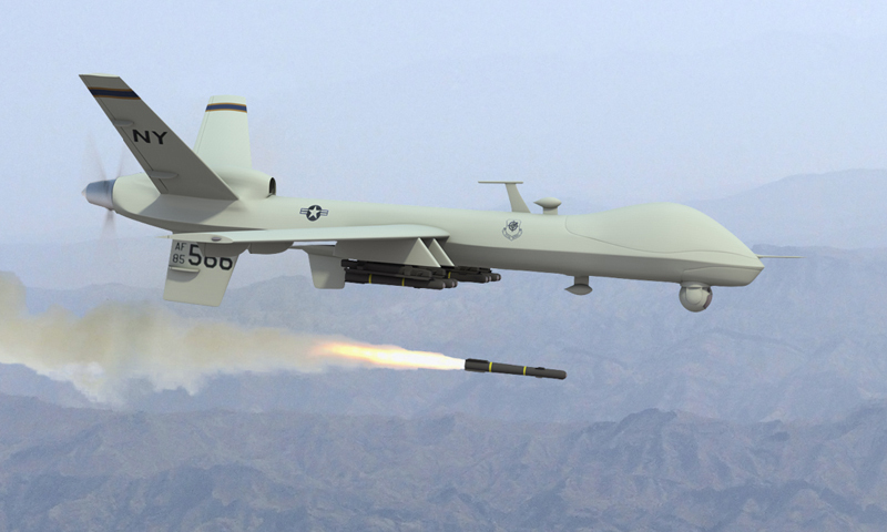 Do You Support Using Drones on Border?