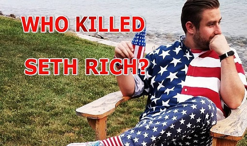 How Many Scoops of Ice Cream Did President Trump Get? – No – The Real Story is Who Murdered Seth Rich