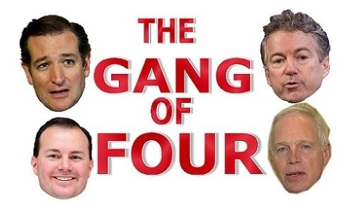 The Gang of 4 Enough to Block a Republican Vote on Healthcare
