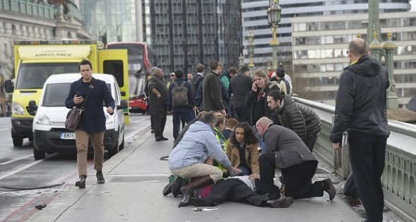 Horror Strikes in London at Least 7 Dead 50 Injured in Terrorist Attack