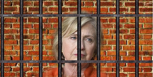 Will Hillary Clinton Ever Get Locked Up?