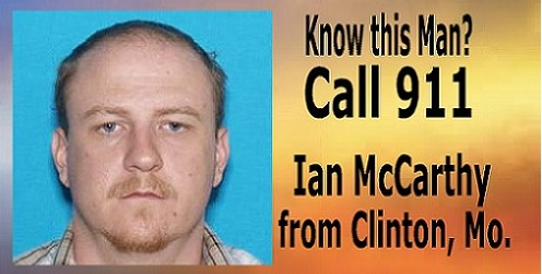 Police Officer Killed Leads to Clinton Mo Manhunt