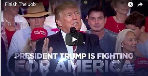 New Trump Ad to be Released Today