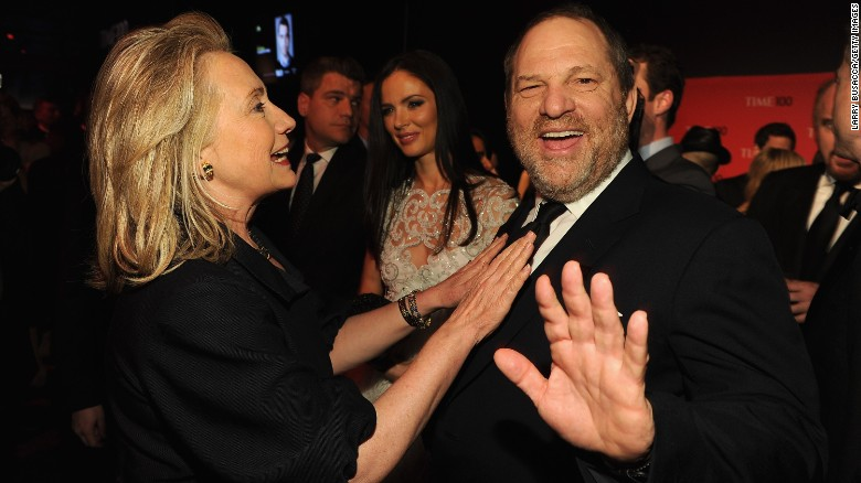 Hillary Clinton Finally Responds to Weinstein's Sex Abuse Charges