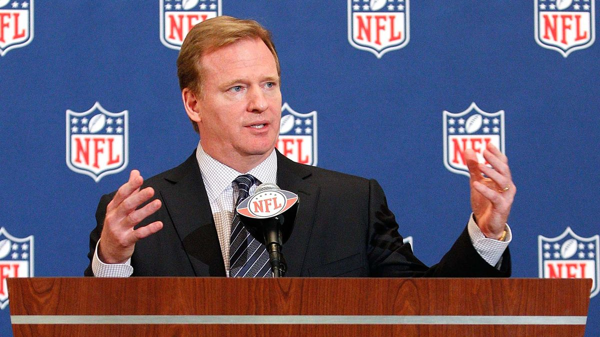 If the NFL Wants ANY Chance At Redemption, This Is What it MUST DO – Step 1: FIRE GOODELL