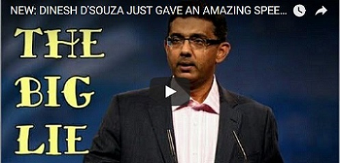 Dinesh D'Souza: His Past Predictions and What the Democrats are Doing Now through a Video