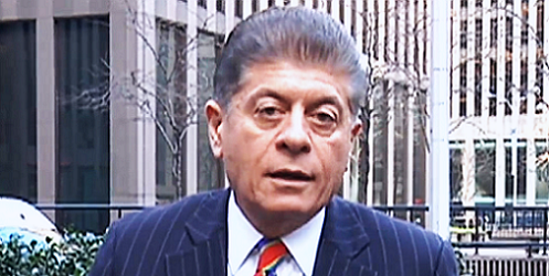 Judge Napolitano: Reopen the Clinton Email Probe