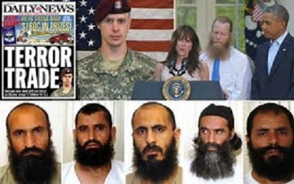 Who Is The Traitor here Bergdahl or Obama – or Both?