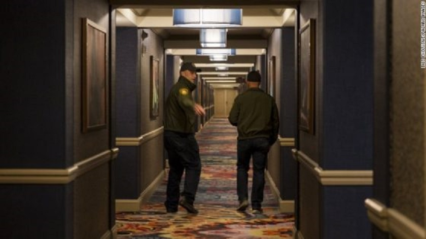 Mandalay Bay Security Guard a No Show at Scheduled News Sessions