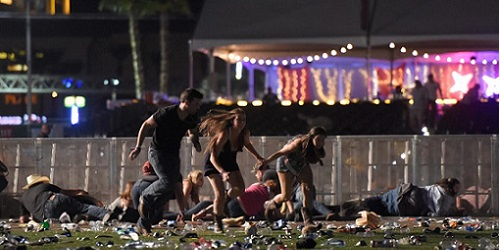 Over 50 Murdered and Over 500 Hospitalized in Las Vegas Mass Shooting