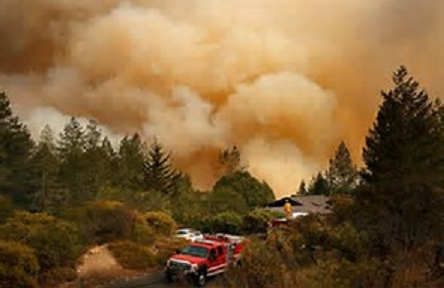 Sonoma County Wine Country Fire Started by Illegal Alien