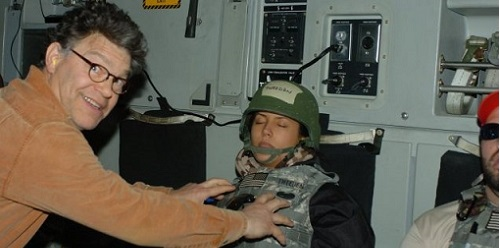 Is Al Franken Weirder than We Thought?