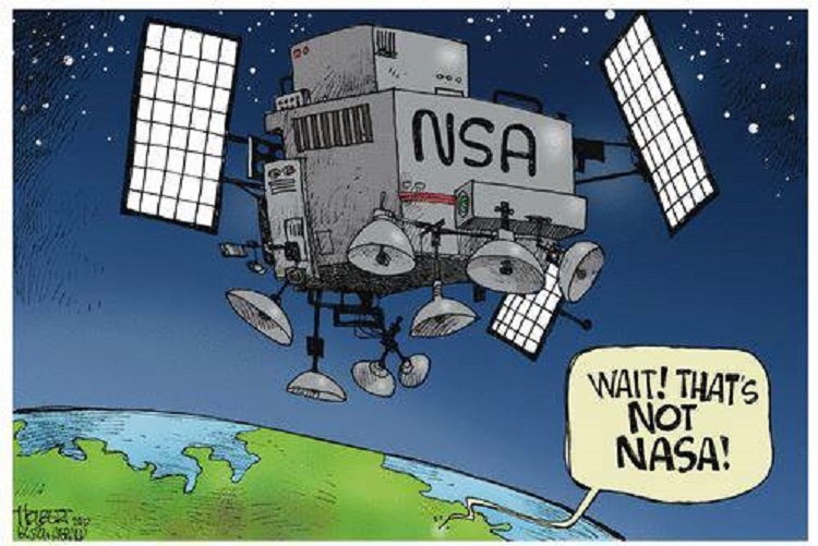 Why Isn't the NSA Picking Up on Terrorists? Are they too Busy Spying on You and I?