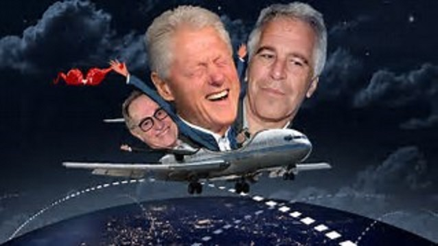 "Why Did Bill Clinton Fly to ""Pedophile"" Island 26 Times?"