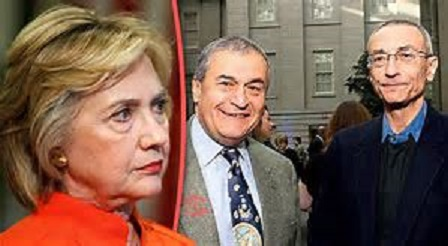 TICK TOCK…Has Tony Podesta Been Arrested and Hillary Next in Line?