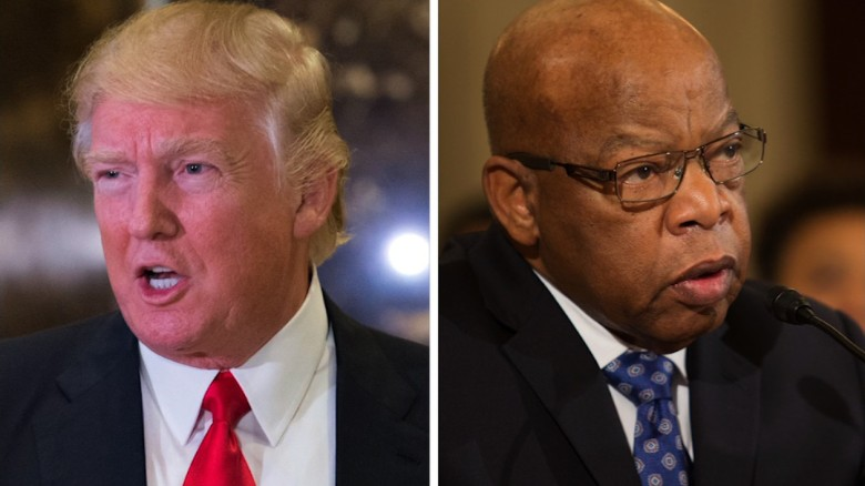 What Does Rep. John Lewis' Boycott of Pres. Trump's Visit to the Mississippi Civil Rights Museum Mean?