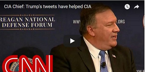 CIA Director Mike Pompeo vs. Former CIA Director Leon Panetta:  Who's Smarter?  No question!