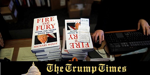 Fire and Fury: Will this Latest Smear Campaign Fail?