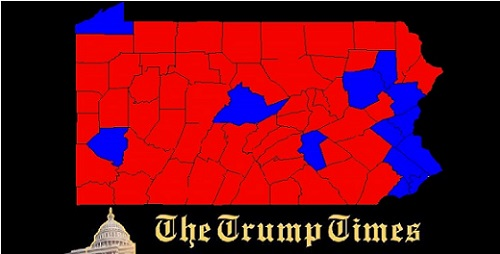 Pennsylvania and other States Changing State Congressional Maps