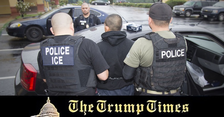 Dear Liberals: Stop Whining About Illegal Deportation