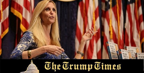 Ann Coulter and Apple Pie