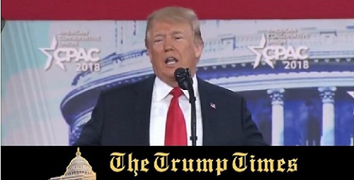Trump CPAC Speech: In Case You Missed it!