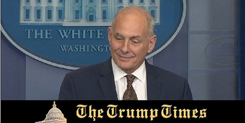"Chief of Staff Marine Gen. Kelly Unleashes ""The Beast"" on California Teacher after He Insulted our Troops  – Fire Him!"