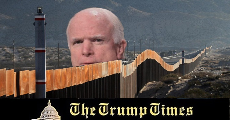 Turncoat McCain: Why would ANYONE Be Surprised?