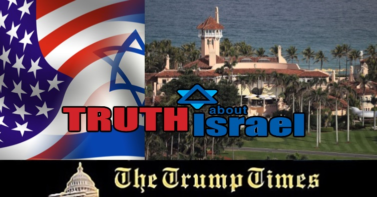 The Truth About Israel Gala Scheduled At Mar-a-Largo Later This Month