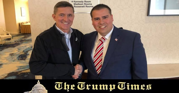 General Flynn Endorses Challenger for CA Seat Held by Maxine Waters