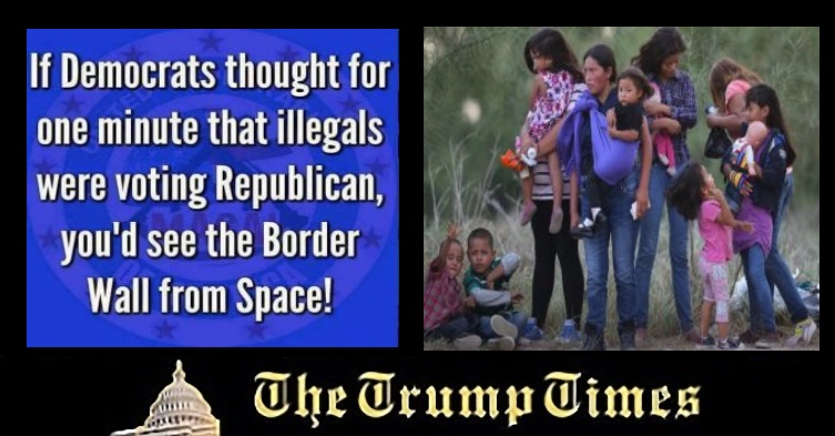 BUILD THE WALL, for the Sake of the Children!