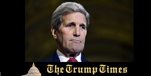 Logan Act Calls for John Kerry to be Arrested! Nunes Agrees!!