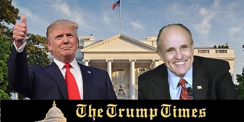 Giuliani: Trump won't Sit for Perjury Trap!