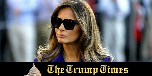 Melania Trump Hospitalized!