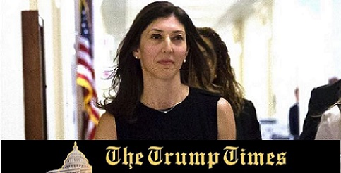 Lisa Page: Throwing her Friends Under the Bus