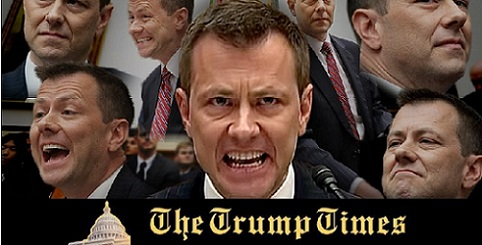 STRZOK: Speculation, Coincidence and Truth
