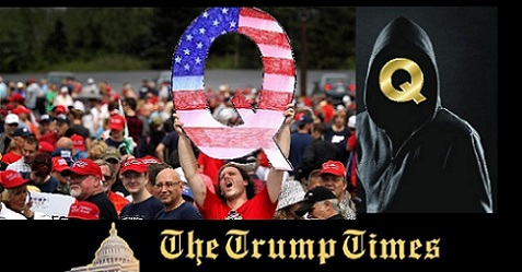 QAnon: Who or What?