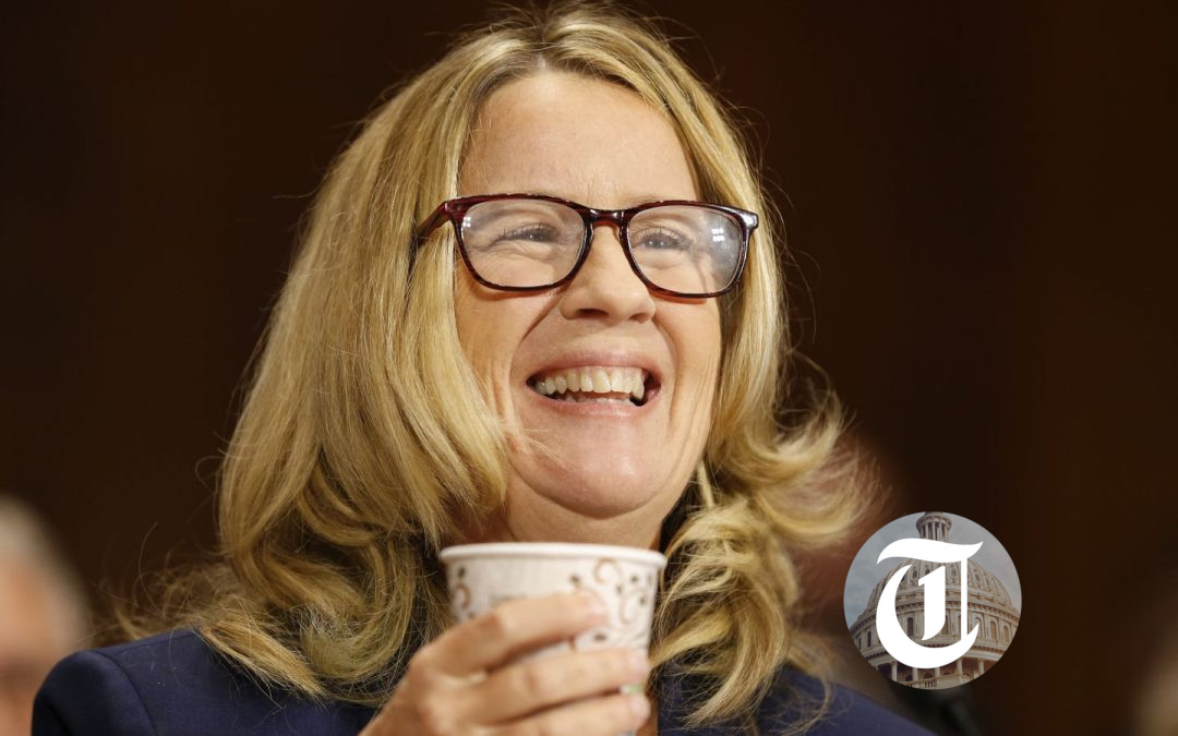 Opinion: Christine Blasey Ford May Have Type 1 Bipolar Disorder
