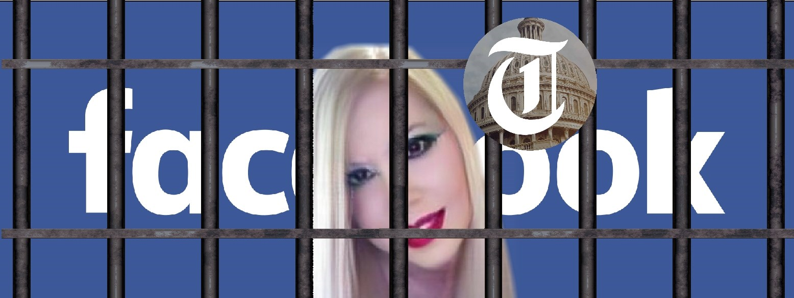 FACEBOOK TOOK ME DOWN – The Trump Times