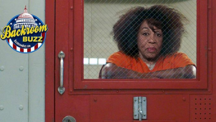 Maxine Waters In Jail