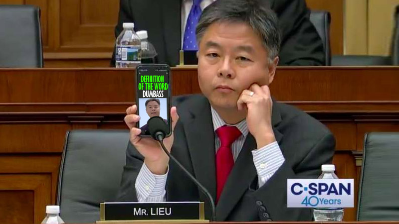 Rep ted lieu Lie(to)u