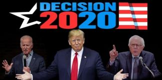 2020 presidential election odds