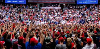 President Trump's 2020 Election Rally